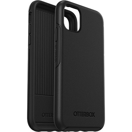 OtterBox Symmetry Case for Apple iPhone 11 Smartphone - Black