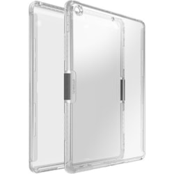 OtterBox Symmetry Case for Apple iPad (7th Generation) Tablet - Micro Texture - Clear
