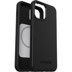 OtterBox Symmetry Series+ Case for Apple iPhone 12 Pro Max Smartphone - Black