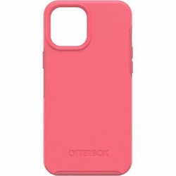 OtterBox Symmetry Series+ Case for Apple iPhone 12 Pro Max Smartphone - Tea Petal Pink