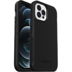 OtterBox Case for Apple iPhone 12 Pro Max Smartphone - Black