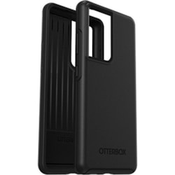 OtterBox Symmetry Case for Samsung Galaxy S21 Ultra 5G Smartphone - Black