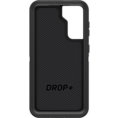OtterBox Defender Rugged Carrying Case (Holster) Samsung Galaxy S21 5G Smartphone - Black