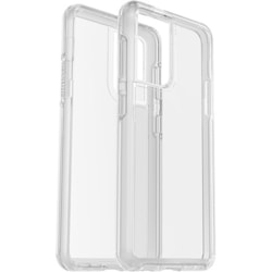OtterBox Symmetry Series Clear Case for Samsung Galaxy S21 5G Smartphone - Clear