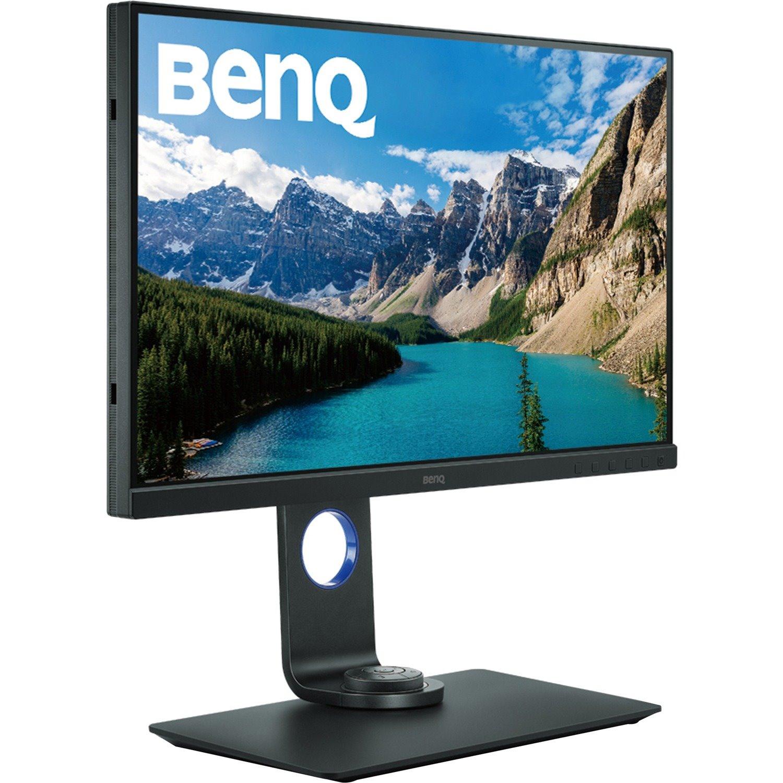 "BenQ SW271 68.6 cm (27"") 4K UHD LED LCD Monitor - 16:9 - Grey"