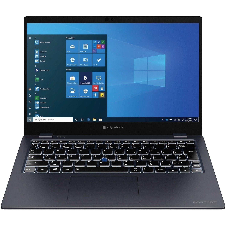 "Dynabook/Toshiba Portege X30L-J 33.8 cm (13.3"") Notebook - Full HD - 1920 x 1080 - Intel Core i7 11th Gen i7-1165G7 - 8 GB RAM - 256 GB SSD"
