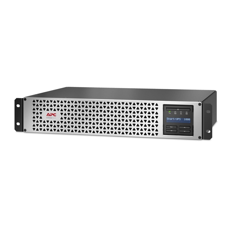 APC by Schneider Electric Smart-UPS Line-interactive UPS - 1 kVA/800 W