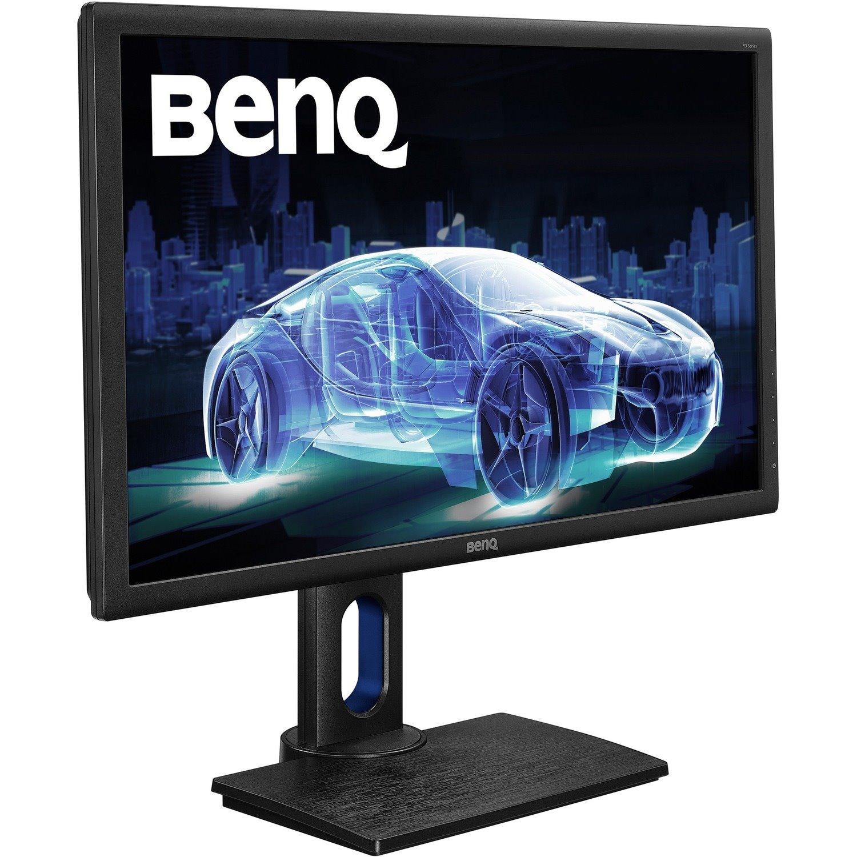 "BenQ PD2700Q 68.6 cm (27"") WQHD LED LCD Monitor - 16:9 - Black"