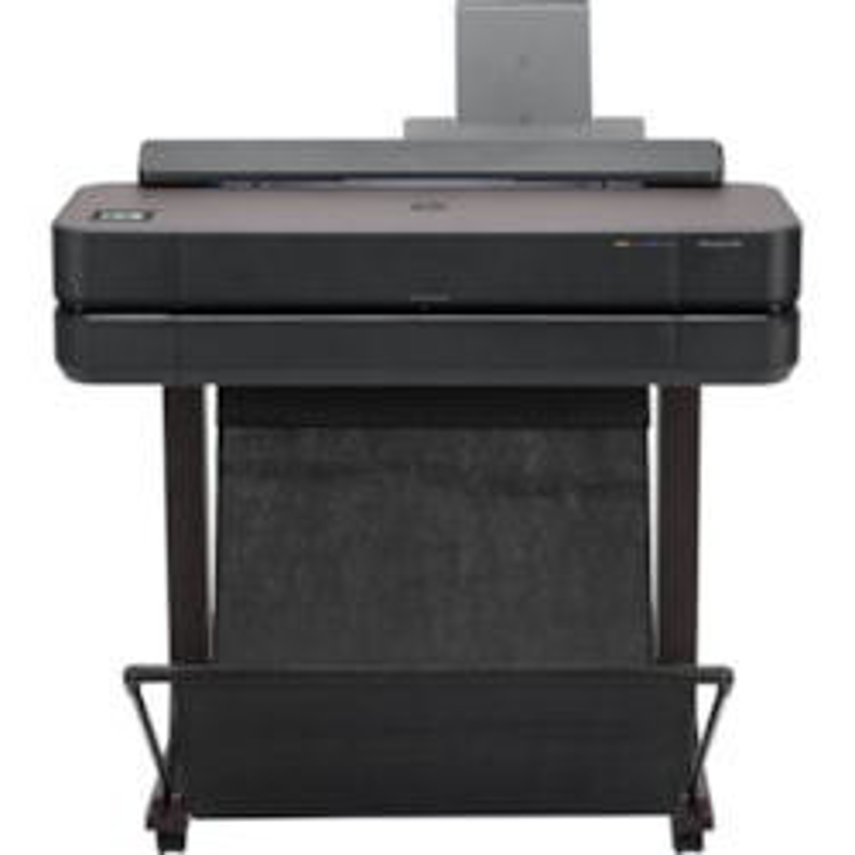 "HP Designjet T650 Inkjet Large Format Printer - 610 mm (24.02"") Print Width - Colour"