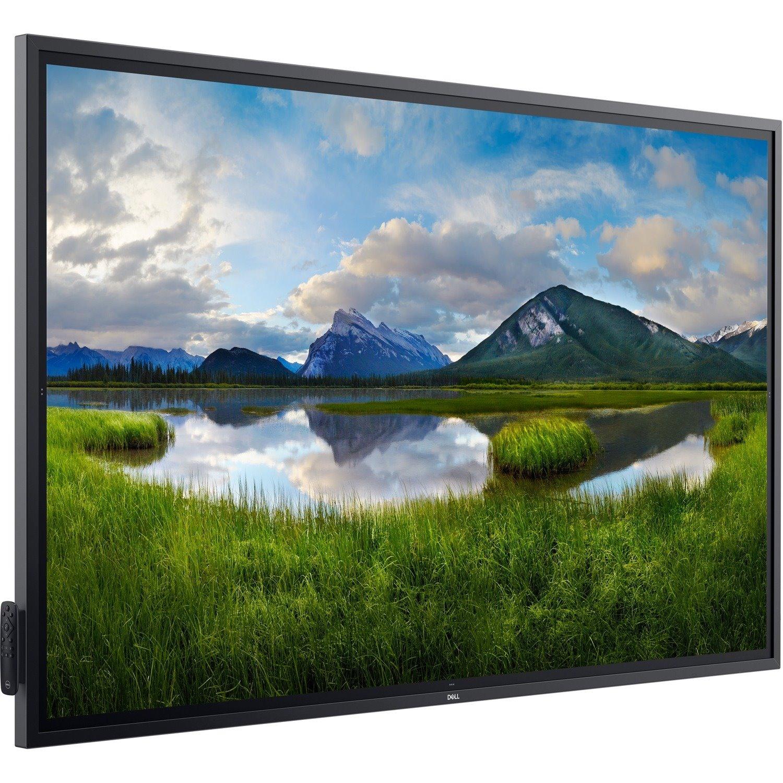"Dell Interactive C8621QT 218.4 cm (86"") LCD Touchscreen Monitor - 16:9 - 8 ms"