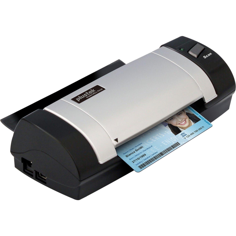 Plustek MobileOffice D620 Handheld Scanner - 600 dpi Optical
