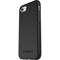 OtterBox Symmetry Case for Apple iPhone 7, iPhone 8, iPhone SE 2 Smartphone - Black