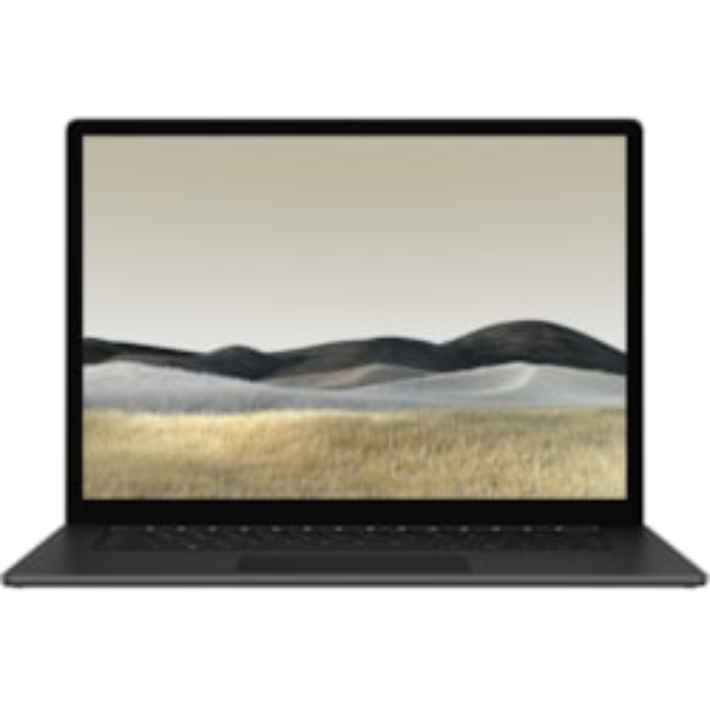 "Microsoft Surface Laptop 3 15"" Touchscreen Notebook - 2496 x 1664 - Intel Core i7 10th Gen i7-1065G7 Quad-core (4 Core) 1.30 GHz - 16 GB RAM - 512 GB SSD - Matte Black"