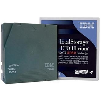IBM LTO Ultrium 4 WORM Tape Cartridge