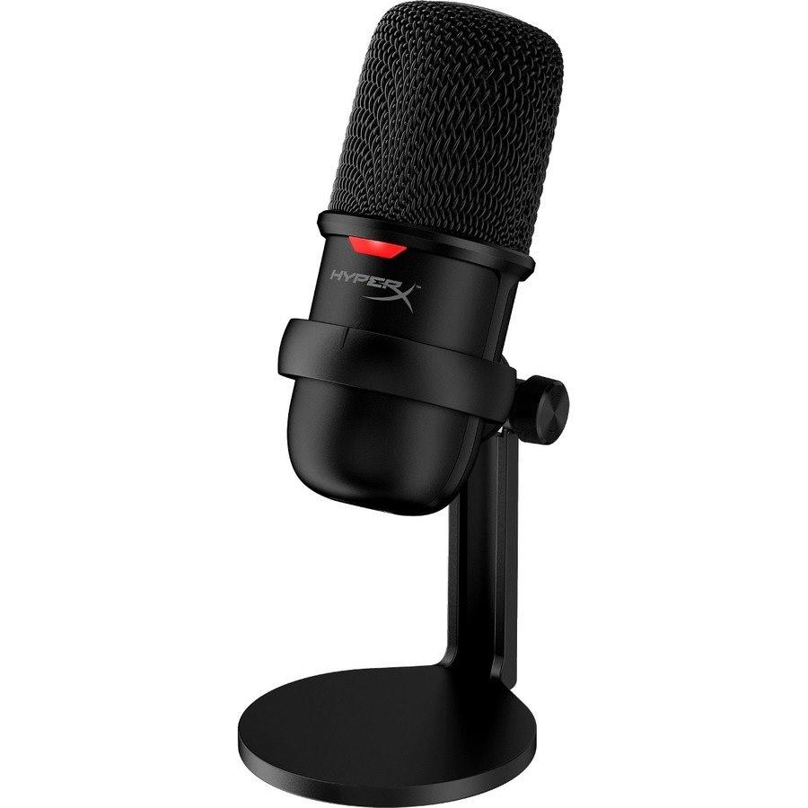 HyperX SoloCast Wired Electret Condenser Microphone
