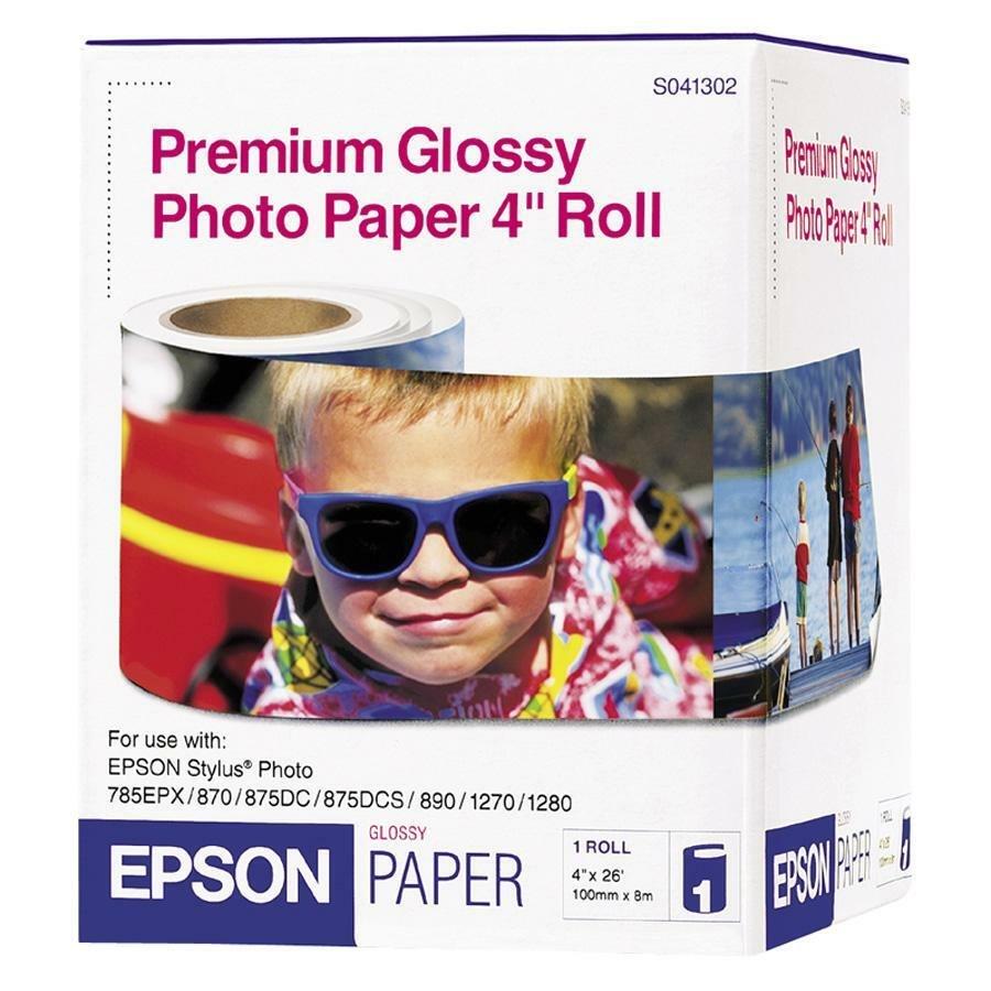 Epson Premium Inkjet Photo Paper - White