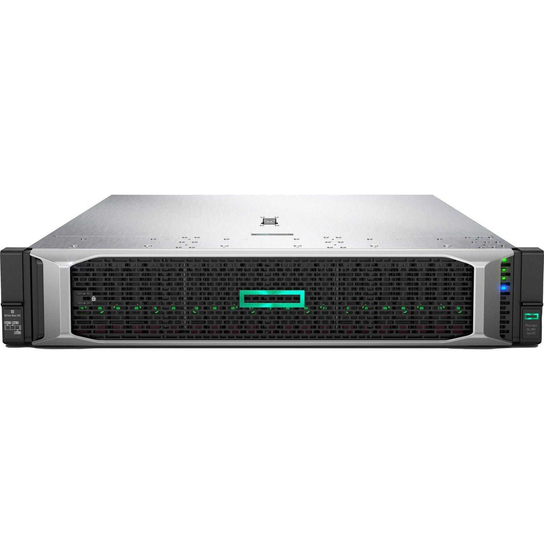 HPE ProLiant DL380 G10 2U Rack Server - 1 x Intel Xeon Gold 6226R 2.90 GHz - 32 GB RAM - Serial ATA/600 Controller