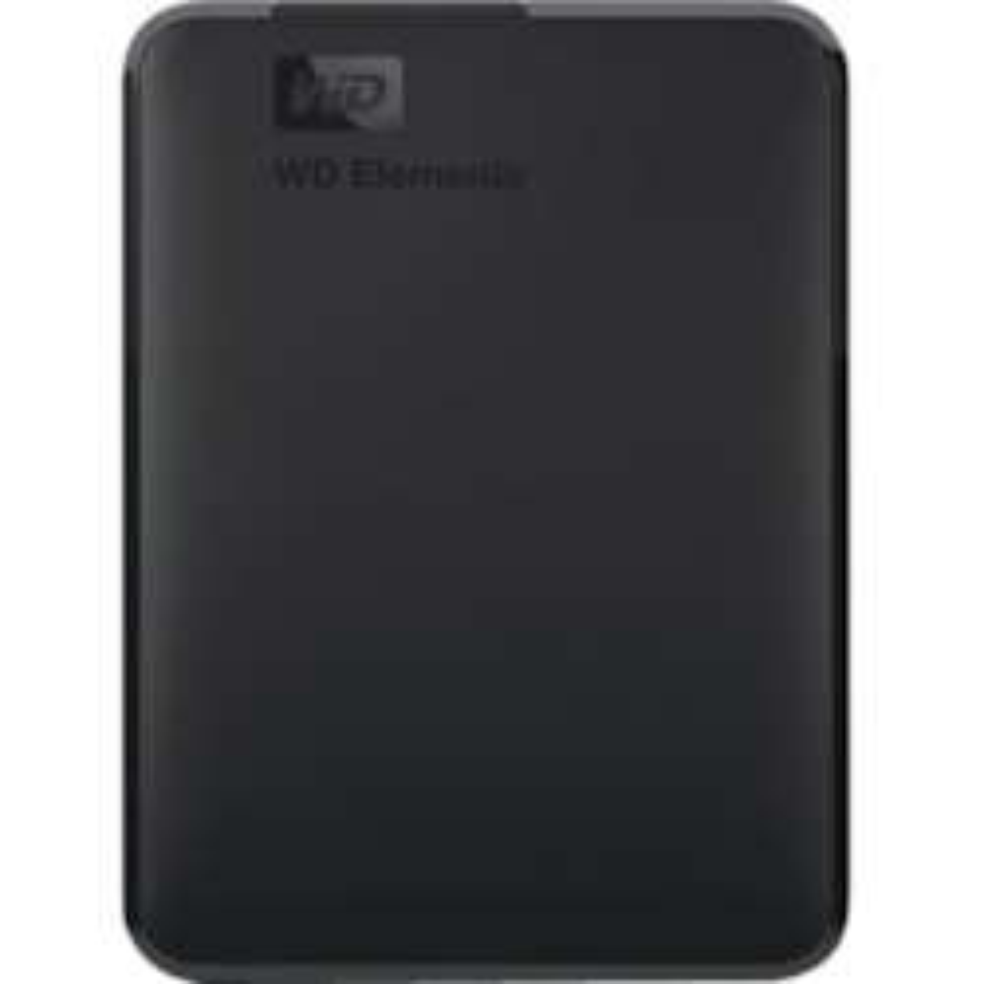WD Elements WDBU6Y0050BBK 5 TB Portable Hard Drive - External - Black
