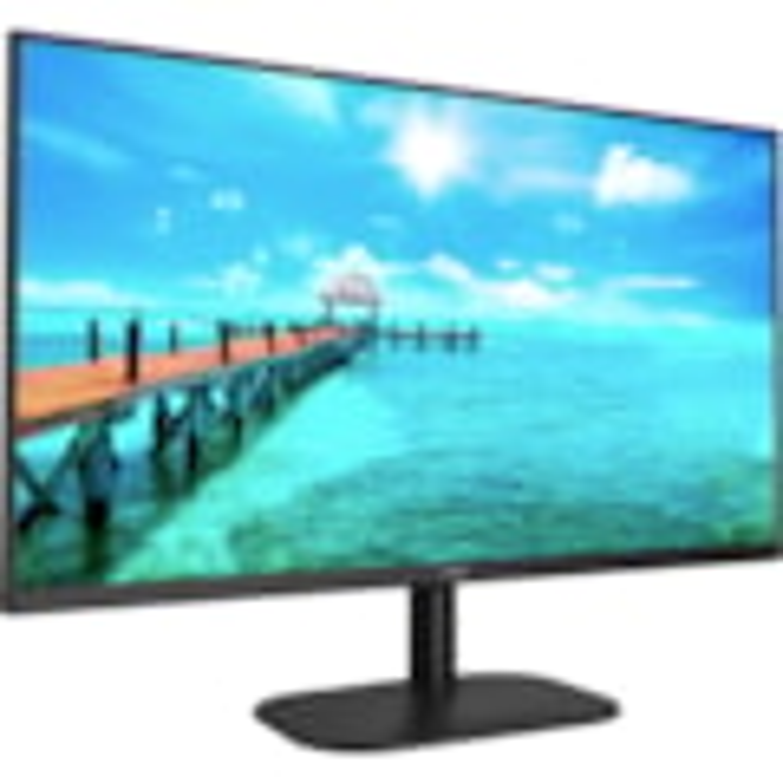 "AOC 27B2H 68.6 cm (27"") Full HD WLED LCD Monitor - 16:9 - Black"