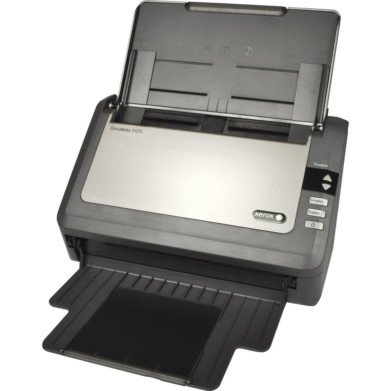 Xerox DocuMate XDM31255M-WU Sheetfed Scanner - 600 dpi Optical - TAA Compliant