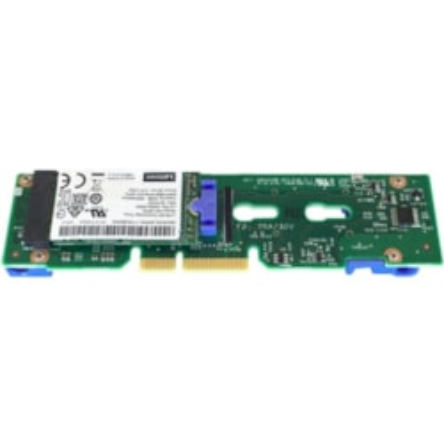 Lenovo 128 GB Solid State Drive - M.2 Internal - SATA (SATA/600)