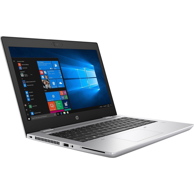 "HP ProBook 640 G5 35.6 cm (14"") Notebook - 1920 x 1080 - Intel Core i7 (8th Gen) i7-8565U Quad-core (4 Core) 1.80 GHz - 8 GB RAM - 256 GB SSD - Natural Silver"