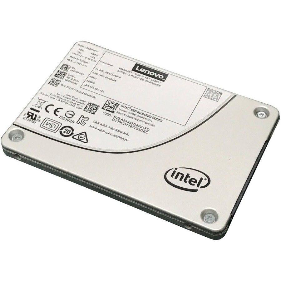 "Lenovo DC S4500 240 GB Solid State Drive - 2.5"" Internal - SATA (SATA/600)"
