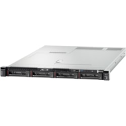 Lenovo ThinkSystem SR530 7X08A09LAU 1U Rack Server - 1 x Intel Xeon Silver 4208 2.10 GHz - 16 GB RAM HDD SSD - 12Gb/s SAS, Serial ATA/600 Controller