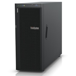 Lenovo ThinkSystem ST550 7X10A0AAAU 4U Tower Server - 1 x Intel Xeon Silver 4208 2.10 GHz - 16 GB RAM HDD SSD - 12Gb/s SAS, Serial ATA/600 Controller