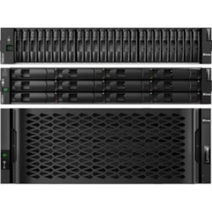 Lenovo DE240S Drive Enclosure - 12Gb/s SAS Host Interface - 2U Rack-mountable