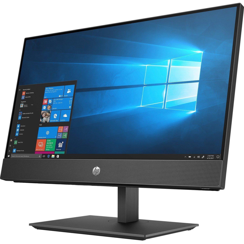 "HP Business Desktop ProOne 600 G5 All-in-One Computer - Intel Core i5 i5-9500T 2.20 GHz - 8 GB RAM DDR4 SDRAM - 1 TB HDD - 54.6 cm (21.5"") 1920 x 1080 Touchscreen Display - Desktop"