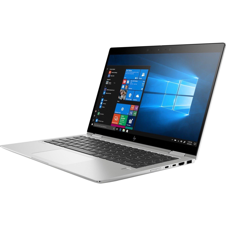 """HP EliteBook x360 1040 G6 35.6 cm (14"""") Touchscreen 2 in 1 Notebook - 1920 x 1080 - Intel Core i7 (8th Gen) i7-8565U Quad-core (4 Core) 1.80 GHz - 8 GB RAM - 256 GB SSD"""