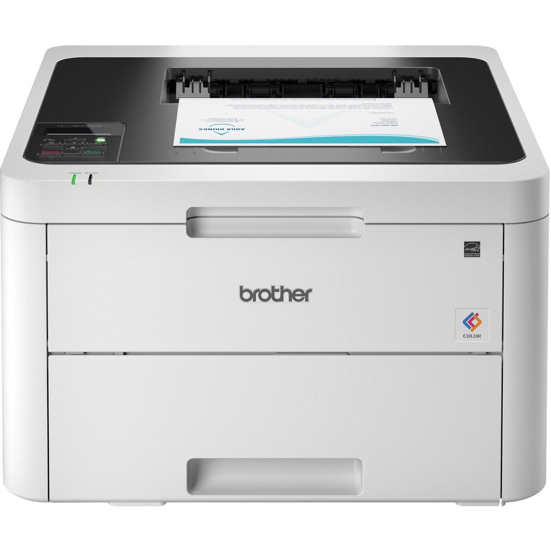 Brother HL HL-L3230CDW Desktop Laser Printer - Colour