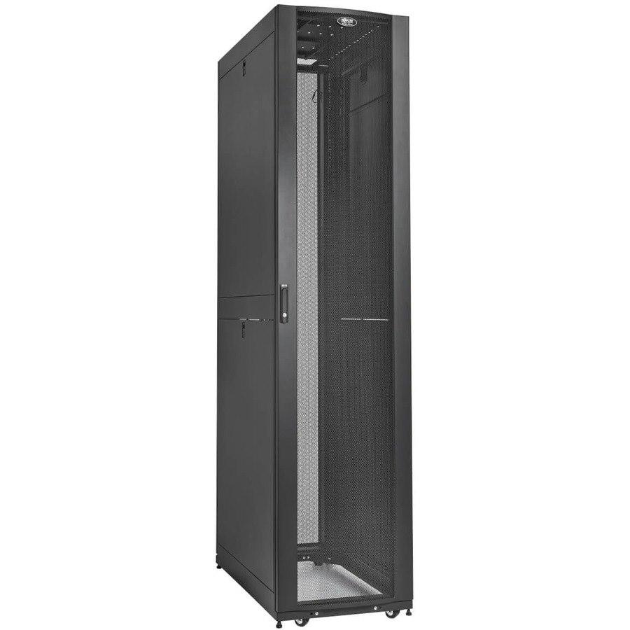 Tripp Lite SmartRack Premium 52U Standard-Depth Rack Enclosure Cabinet