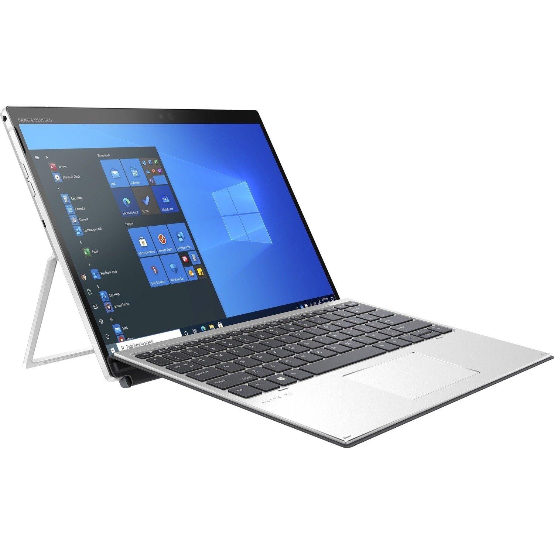 "HP Elite x2 G8 33 cm (13"") Touchscreen Rugged 2 in 1 Notebook - 3000 x 2000 - Intel Core i5 (11th Gen) i5-1135G7 Quad-core (4 Core) - 8 GB RAM - 256 GB SSD"