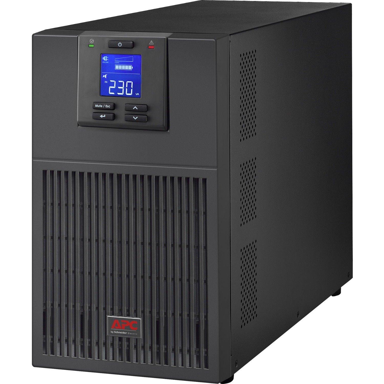 APC by Schneider Electric Easy UPS SRV3KI Dual Conversion Online UPS - 3 kVA/2.40 kW