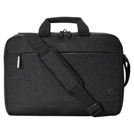 """HP Prelude Pro Carrying Case (Briefcase) for 39.6 cm (15.6"""") Notebook - Black"""