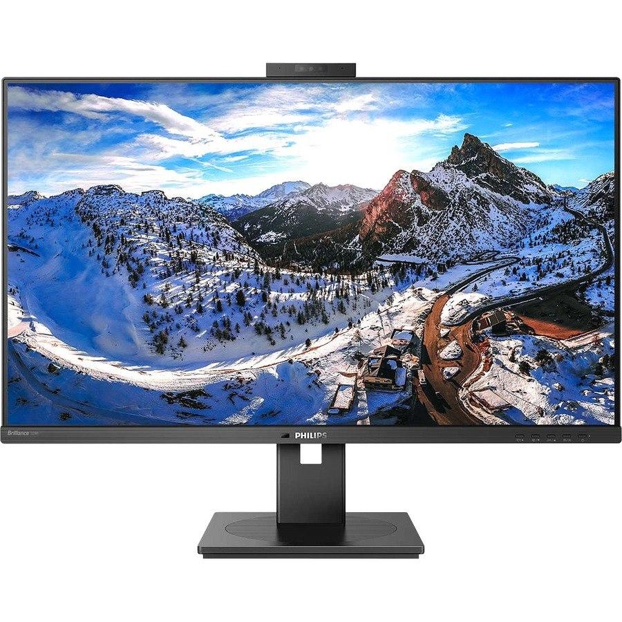 "Philips 329P1H 80 cm (31.5"") 4K UHD WLED LCD Monitor - 16:9 - Textured Black"