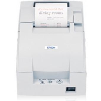 Epson TM-U220B Desktop Dot Matrix Printer - Monochrome - Receipt Print - Ethernet