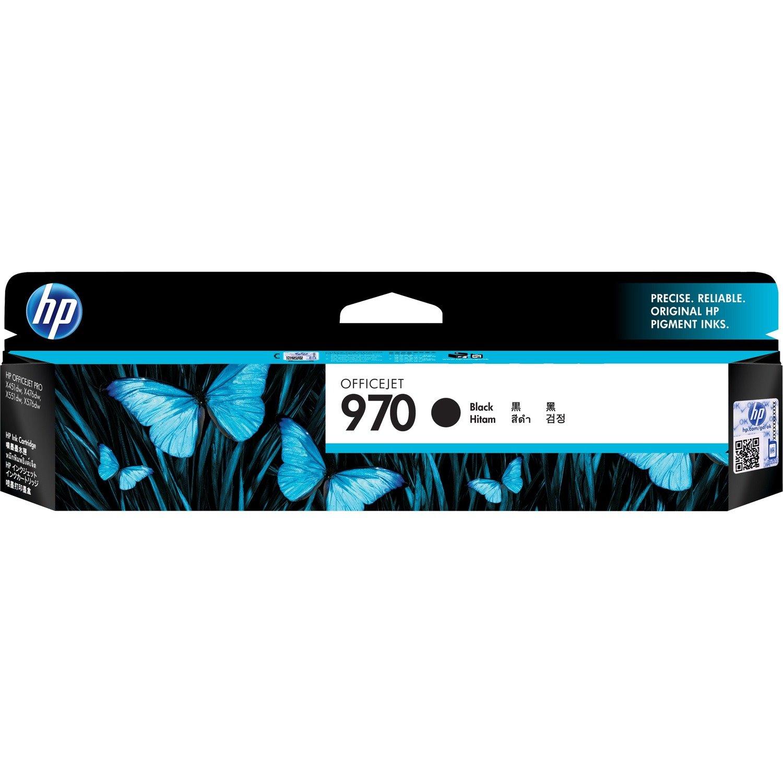 HP 970 Original Ink Cartridge - Black