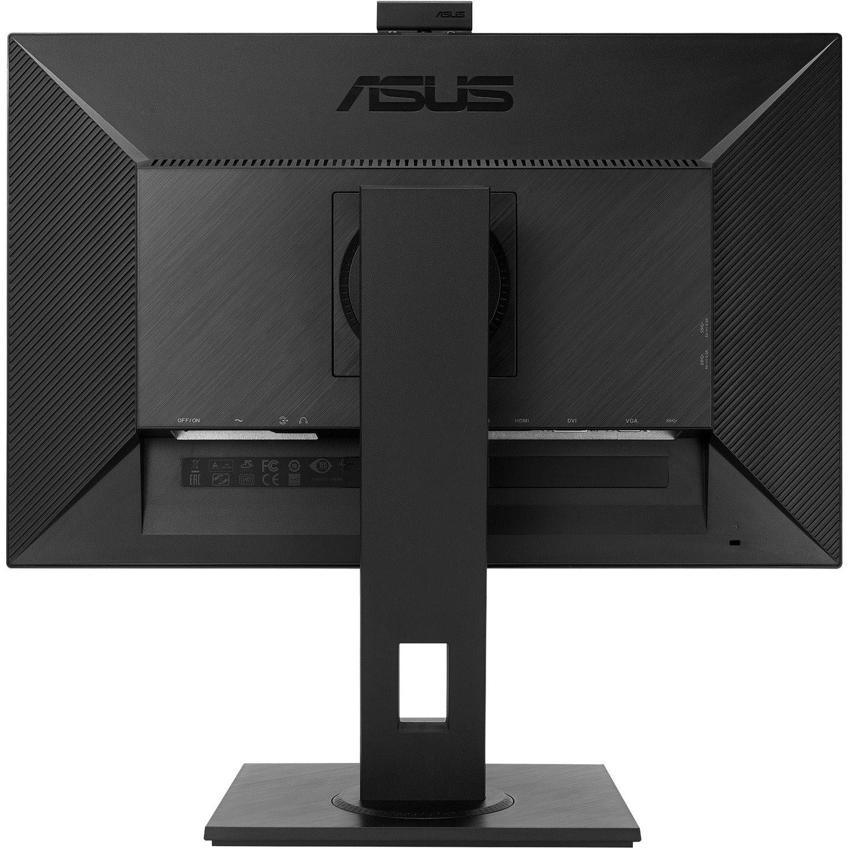 "Asus BE24DQLB 60.5 cm (23.8"") Full HD WLED LCD Monitor - 16:9 - Black"