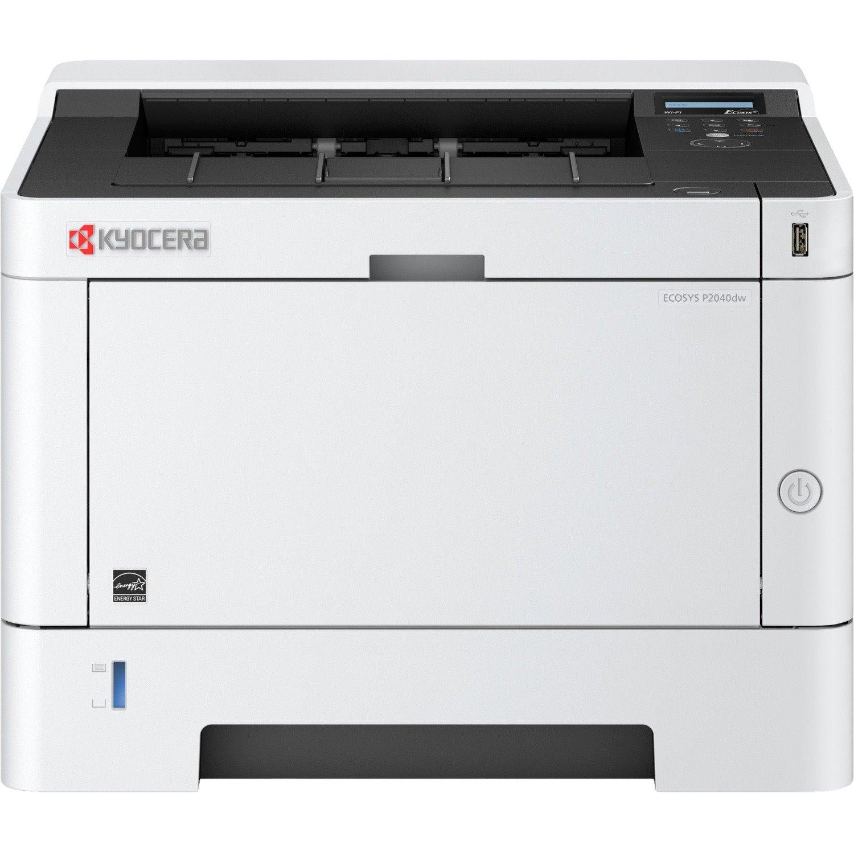 Kyocera Ecosys P2040dw Desktop Laser Printer - Monochrome