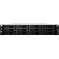 Synology RX1217RP Drive Enclosure - Infiniband Host Interface Rack-mountable