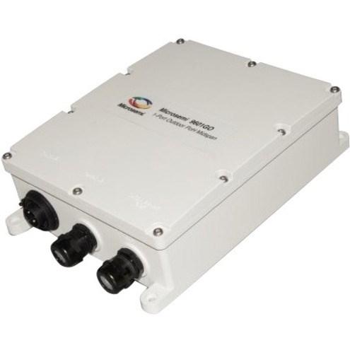 Microchip Single Port, 90W, Outdoor PoH Midspan