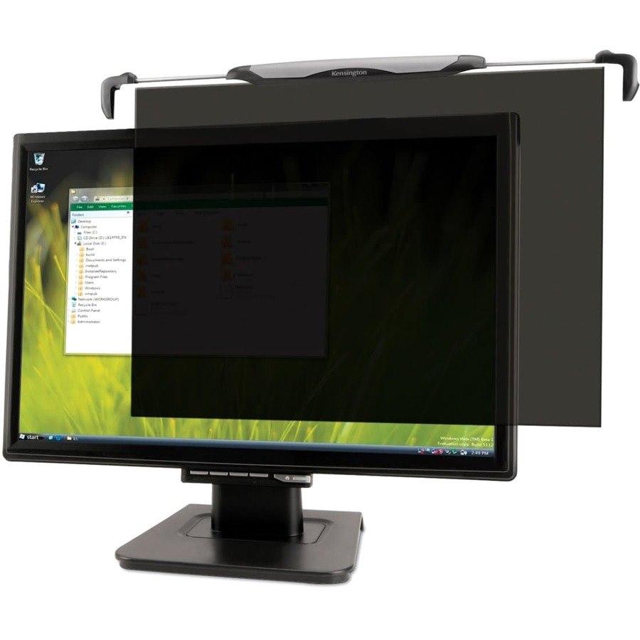 Kensington Snap2 K55779WW Anti-glare Privacy Screen Filter