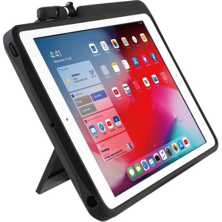 "Kensington BlackBelt Carrying Case for 25.9 cm (10.2"") Apple iPad (7th Generation) Tablet"