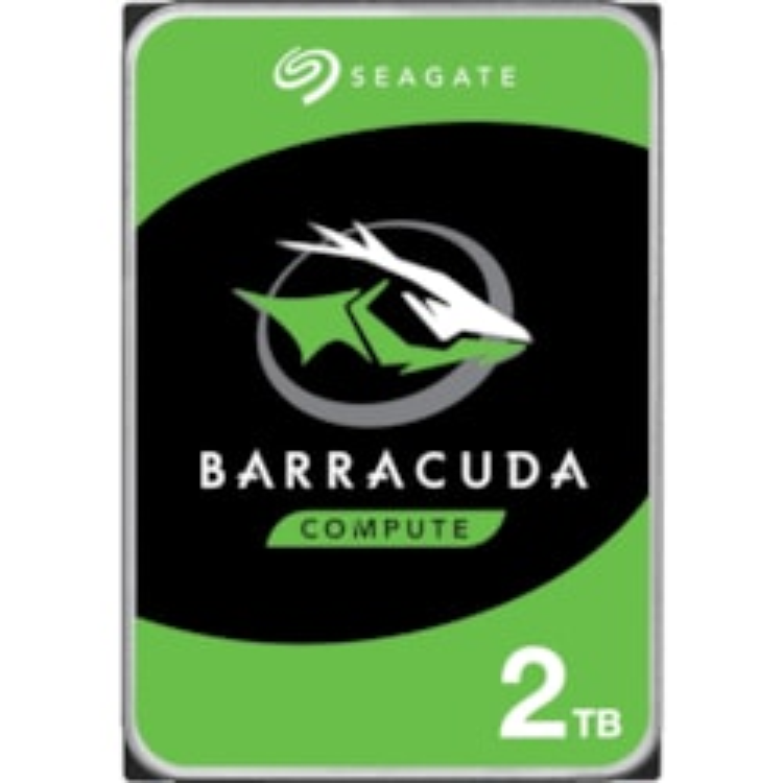 "Seagate BarraCuda ST2000DM001 2 TB Hard Drive - 3.5"" Internal - SATA (SATA/600)"