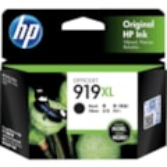 HP 919XL Original Ink Cartridge - Black