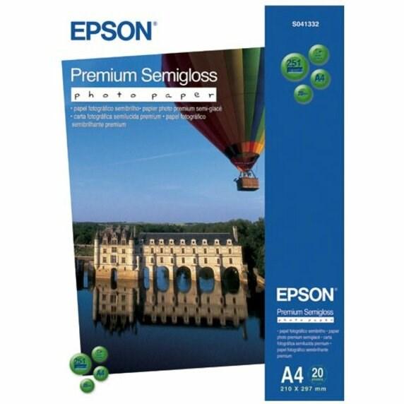 Epson Premium C13S041332 Inkjet Photo Paper