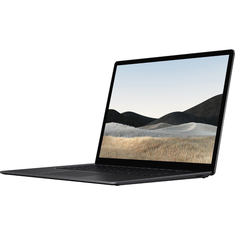 "Microsoft Surface Laptop 4 15"" Touchscreen Notebook - 2496 x 1664 - Intel Core i7 11th Gen i7-1185G7 Quad-core (4 Core) - 16 GB RAM - 512 GB SSD - Matte Black"